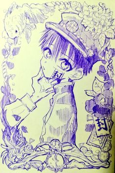 Twitter Hanako San, Neon Evangelion, Silver The Hedgehog, Noragami, Traditional Art, Cute Drawings, Cool Art, Anime Art, Artsy