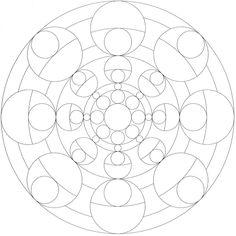 Dover Publications Creative Haven Dynamic Designs Coloring Book Pattern Coloring Pages, Mandala Coloring Pages, Colouring Pages, Adult Coloring Pages, Coloring Sheets, Coloring Books, Mandala Drawing, Mandala Art, Zentangle Patterns