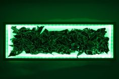 Abstract art Modern Wall Light Unique Glass Art Green Wall Hanging Oversized Extra Large Wall Decor Wall Sculpture Uk by ReformationsGlassArt Handmade Glass Clocks - by Craig Anthony. http://ift.tt/15oC6FM . Find it now at http://ift.tt/2qIpneF!