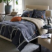 want this......  LoftHome by The Company Store® Grandview Duvet /Comforter (Floral and Stripe only)