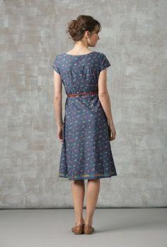 Seasalt Green Acre Dress: Amazon.co.uk: Clothing