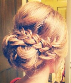 Best updo for prom