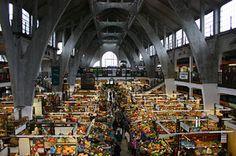 Breslau: Markthalle