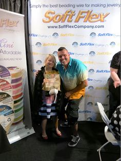 Teen Choice Awards Celebrity Gift Lounge -  My co-worker Brian Clark was super stoked to meet Lauren Potter (Becky on Glee). Glee is easily one of his favorite shows. He was quite star-struck.