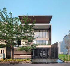 Gallery of R+E House / DP+HS Architects - 4