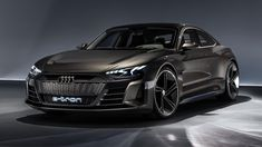 Audi e-tron GT concept, More pics of Audis electric four-door coupé show car which has been revealed at the Los Angeles Auto Show. The series production version is scheduled to go on sale in 2020 Audi Rs, Audi Sport, Lamborghini, Ferrari, Maserati, Jaguar, Peugeot, Benz, Pickup Trucks