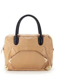 Beatrice Satchel by Be and D on Gilt.com - nice work bag!