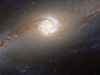 NASA - Hubble Eyes a Wanderer Dancing the Dance of Stars and Space