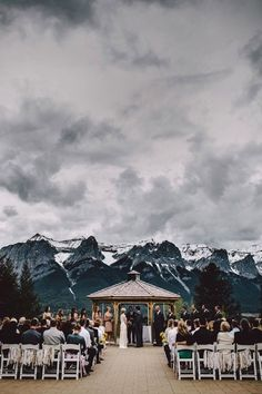 Mountain Wedding Ideas We Love - MODwedding