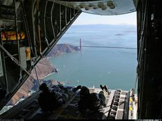 Great View of the Golden Gate Bridge, San Francisco (Photo: Kevin Ho) Aviation Humor, Civil Aviation, Big Photo, Best Location, Great View, Golden Gate Bridge, Great Photos, Funny Photos, Amazing Photos
