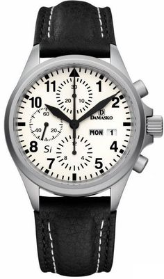 Damasko Watch DC 57 Si Leather Pin #bezel-fixed #bracelet-strap-leather #brand-damasko #case-depth-13-8mm #case-material-steel #case-width-40mm #chronograph-yes #date-yes #day-yes #delivery-timescale-7-10-days #description-done #dial-colour-white #gender-mens #luxury #movement-automatic #new-product-yes #official-stockist-for-damasko-watches #packaging-damasko-watch-packaging #style-dress #subcat-dc-56-57-58 #supplier-model-no-dc-57-si-leather-pin #warranty-damasko-official-2-year-guarantee…