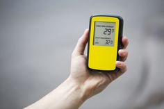 Corentium Plus. Provides detailed information on changes in your radon levels. Perfect for data enthusiasts Digital