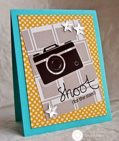 Jazzy Paper Designs: Shoot For The Stars!