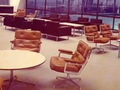 Classic Japanese interior with Eames designs