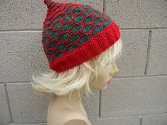Louise Knits: Easy way to make a hat/beanie