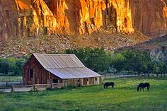 Utah Barn