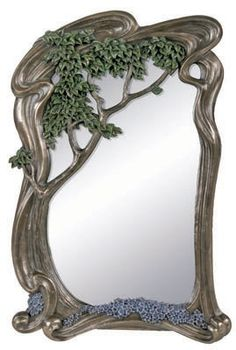 art nouveau tree - Google Search
