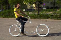 What the....?? #bike