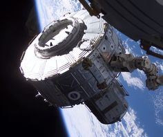 ISS docking module