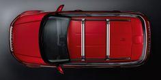 Crossbars - Silver Finish [VPLVR0073] - $345.99 : Range Rover Evoque Accessorie from Pure Evoque, Parts and Accessories for your Land Rover Range Rover Evoque