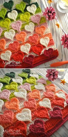 Crochet Heart Stitch Free Pattern by MyPicot Crochet Heart Stitch Free Pattern by MyPicot,Handarbeit – Gehäkeltes EASY HEART STITCH IDEAS. My journey with crochet actually started with me finding MyPicot's designs and drooling over. Crochet Stitches Patterns, Stitch Patterns, Knitting Patterns, Knitting Ideas, Crochet Baby, Free Crochet, Knit Crochet, Free Heart Crochet Pattern, Crochet Crafts