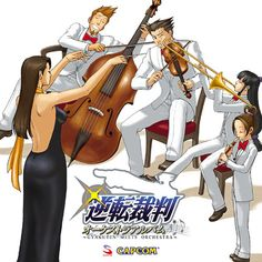 Gyakuten Meets Orchestra (Orchestra music from the Ace Attorney series of games)