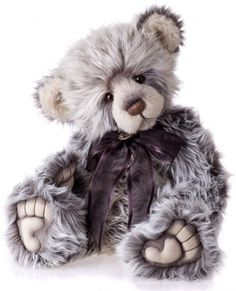 The gorgeous Charlie of 2012. By Charlie Bears. I need this bear!!