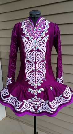**Colleen O'Neill**Irish Dance Solo Dress Costume**