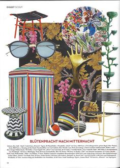 Casarredo crossing borders in Architectural Digest Deutschland. See our Sfere accessories on their pages!!