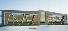 Fabrika3B. Buzçelik Fabrikası / Proje: İnş. Müh. Hüseyin AKBAL