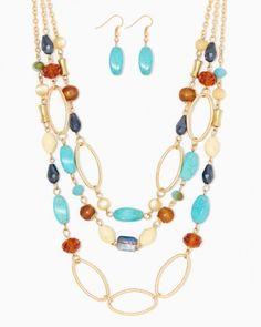 Southwest Festival Necklace Set | Jewelry - Southwest Style | Charming Charlie