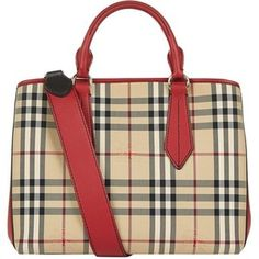 Burberry Bags History