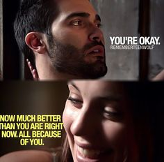 Teen wolf derek and cora! Brother sister love ❤️