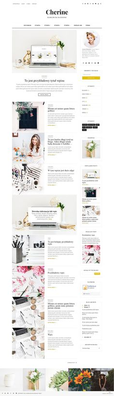 szablony na bloggera blogspot nowy wyglad nowe template