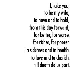 32 Best Modern Wedding Vows Images Love Of My Life Thinking About