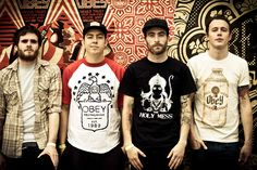 """Tours: The Flatliners Announce """"Escape from Toronto Tour"""" with Arms Aloft"""