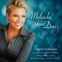 Melinda Schneider talks about her admiration for Doris Day and her new hit album 'Melinda does Doris' Dory, Singer, Album, News, Movie Posters, Singers, Film Poster, Film Posters, Card Book