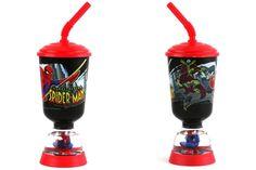 Spider-Man - Fun Floats Sipper