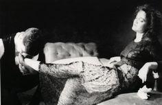 https://flic.kr/p/bkWbr8 | Angelique Rockas as Miss Julie humiliating Jean in the  highly praised Internationalist Theatre London  production of Strindberg`s `Miss Julie`. https://www.flickr.com/photos/internationalist_theatre_rockas/albums/72157627985069195 https://en.wikipedia.org/wiki/Internationalist_Theatre