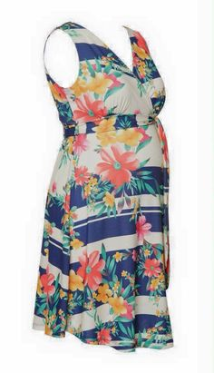 Maternity sun dress. Prefect for a day out in the sun or add some accessories and turn this in to an ideal christening or wedding outfit. Check out beautiful bumps maternity wear on Facebook or beautiful-bumps.co.uk
