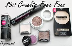 $30 Cruelty Free Face by @phyrra Go to  phyrra.net for these products!