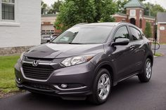 There's nothing better than laying eyes on your Honda HR-V Crossover after leaving it parked for a long period of time.