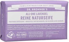 A soap that not only cleans your skin, and leaves your bathroom smelling like lavender. Bronner's Lavender Pure-Castile Bar Soap is scented with pure lavender and lavandin oils to calm the mind and soothe the body! Organic Coconut Oil, Organic Oil, Mascara Waterproof, Tea Tree Soap, Sugar Soap, L Eucalyptus, Pure Castile Soap, Peppermint Soap, Lavender Extract