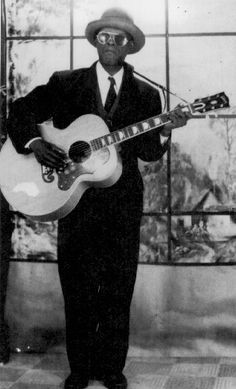 Reverend Gary Davis, also Blind Gary Davis, (April 30, 1896 – May 5, 1972) was a blues and gospel singer and guitarist, who was also proficient on the banjo and harmonica. His finger-picking guitar style influenced many other artists.