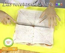 Las recetas de Maru Botana: Sandwich de miga