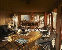 Photographic safari, team building photo safari and wildlife photography course accommodation Singita Explore Camp - Grumeti, Serengeti, Tanzania