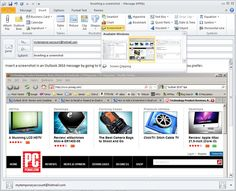 Ten Forward-Looking Microsoft Outlook 2010 Tips