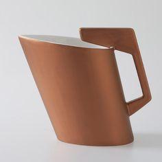 Patricia Urquiola designs slanted water jug for Bilbao restaurants