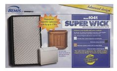 Bemis Humidifier Wick Filter: Manufacturer No. - 1041 UPC - all console Water Wick models Retains mineral deposits Boxed Heating And Cooling, Humidifier, Mineral, Cool Things To Buy, Console, Filters, Home Improvement, Wicked, Image Link