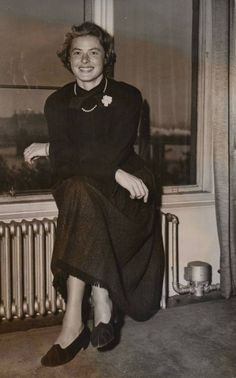 Everything Ingrid Bergman